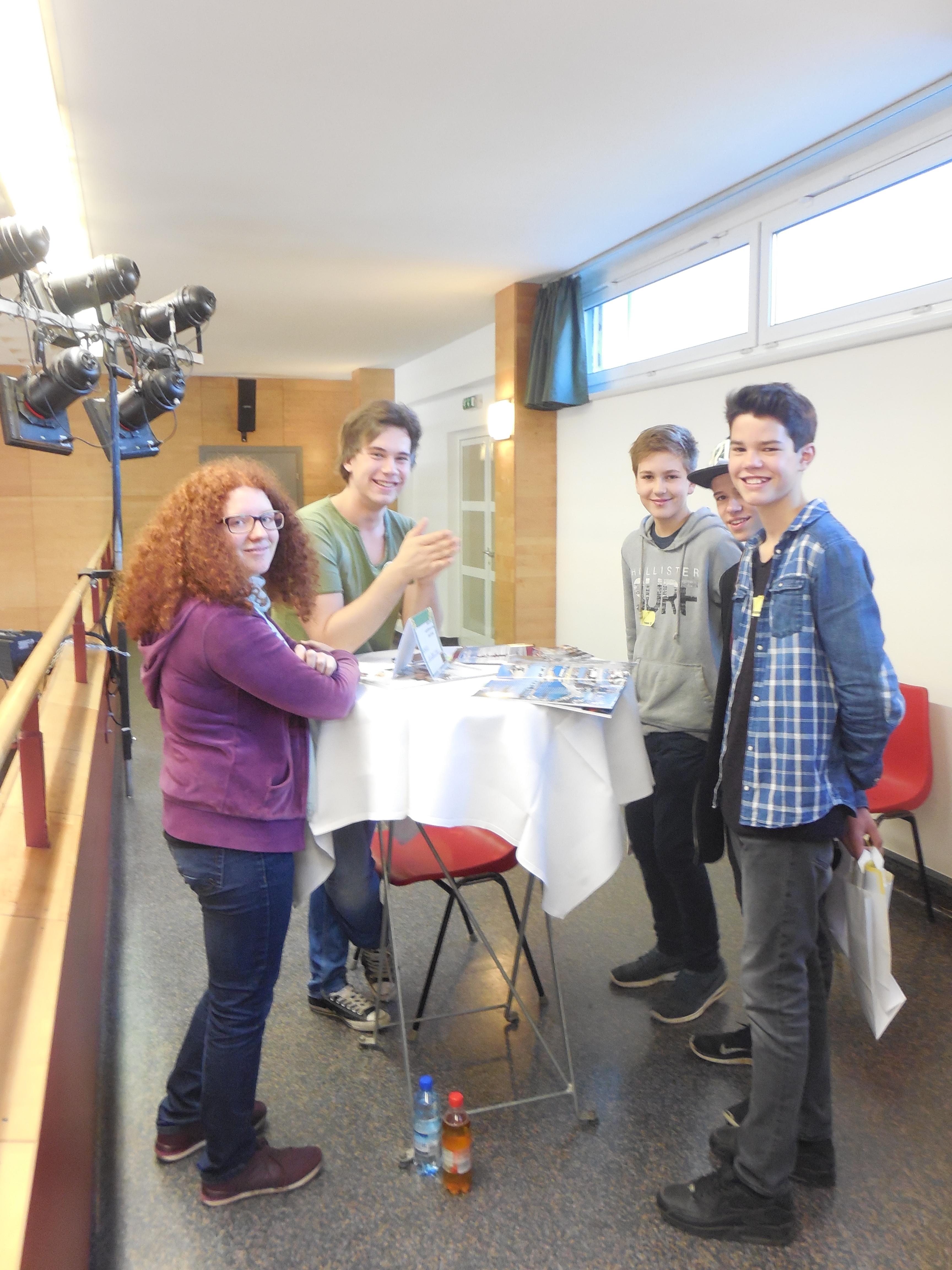 Mittelschule St. Veit - speeddating - NMS St. Veit/Glan